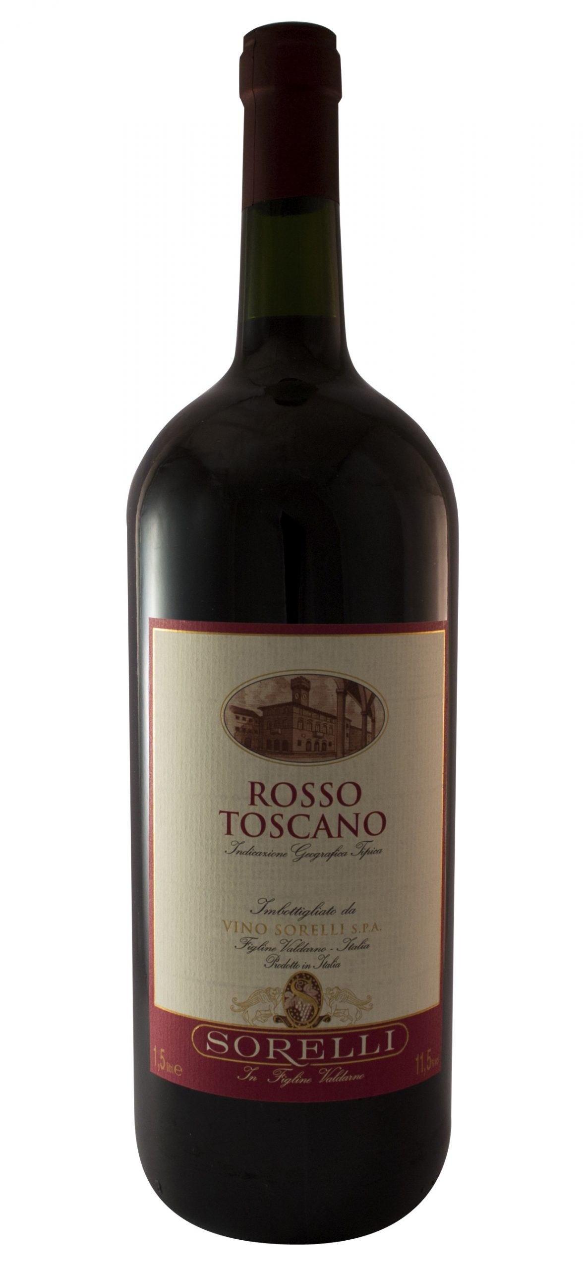 TOSCANO ROSSO 1,5 LITRI