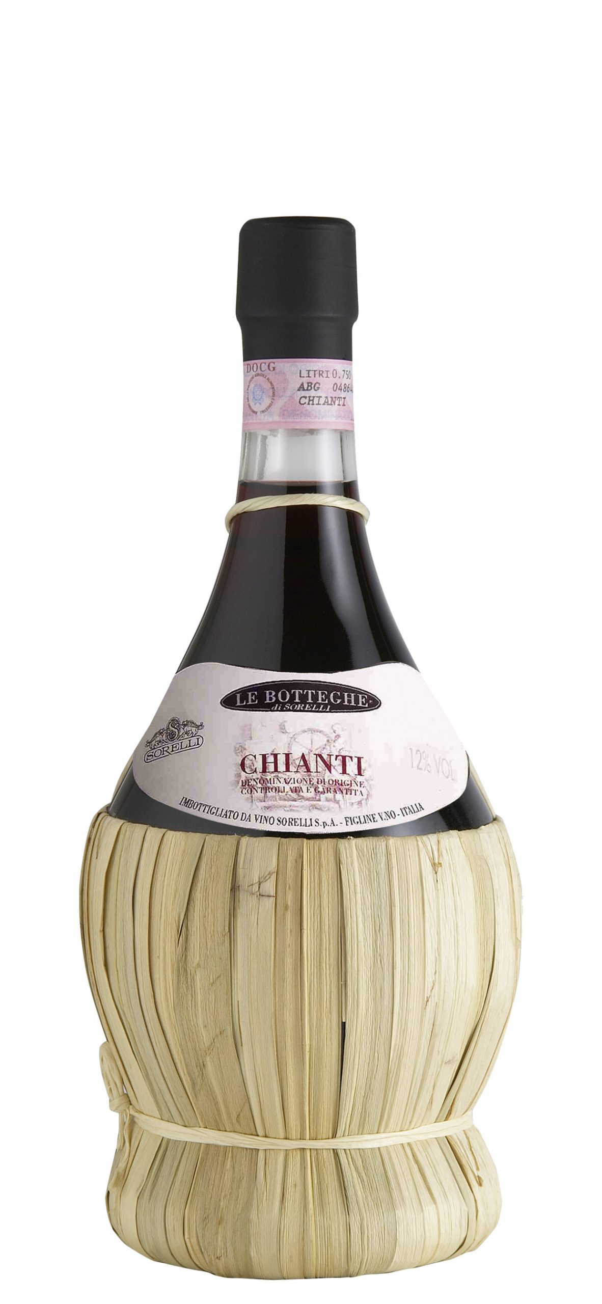 fiasco chianti botteghe