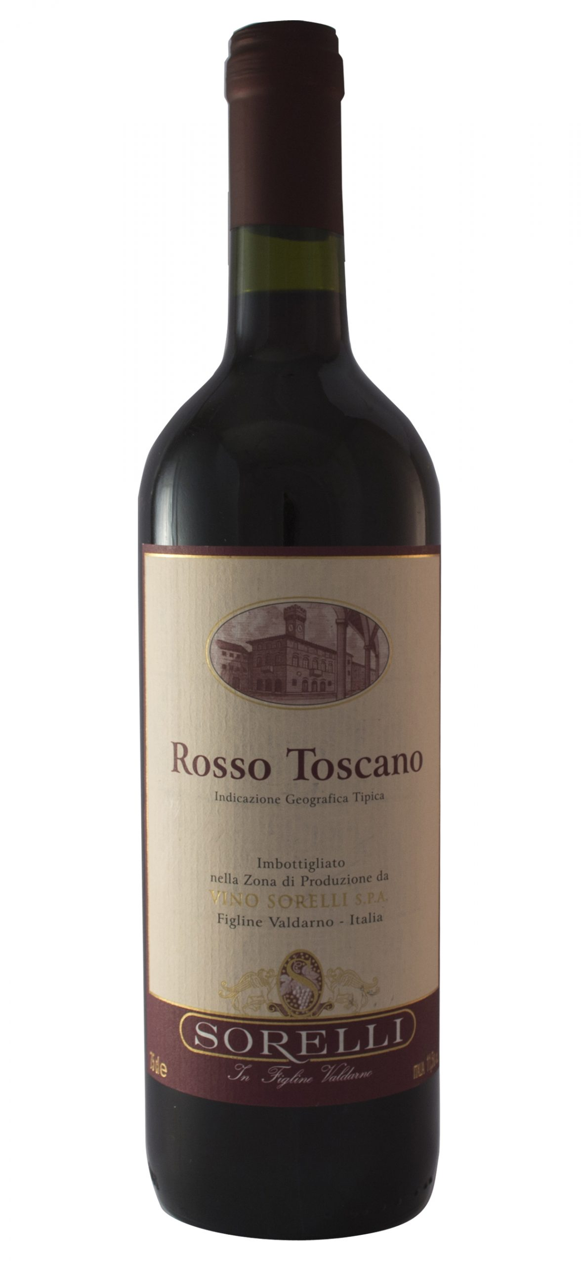 TOSCANO ROSSO IGT