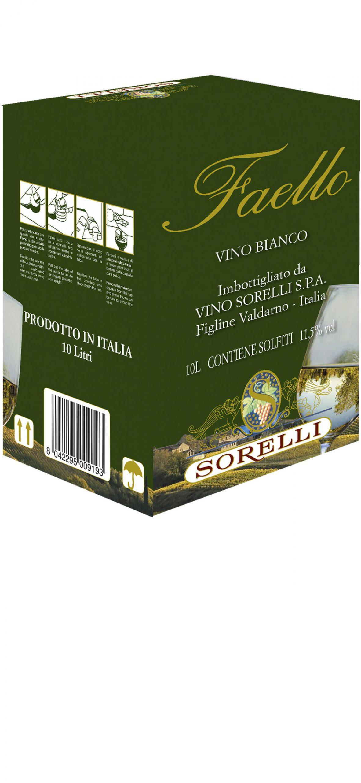 Bag Vino Bianco
