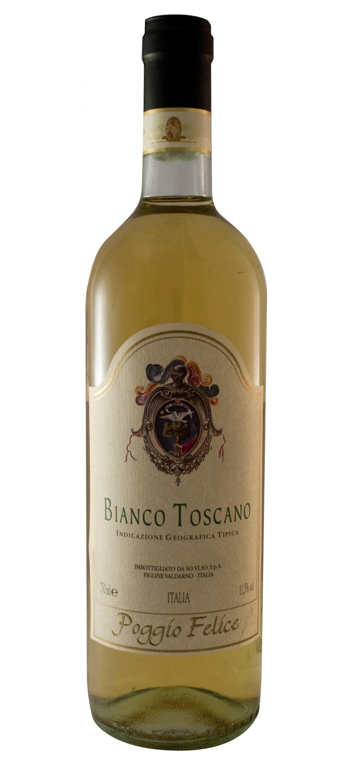 TOSCANO BIANCO POGGIO FELICE IGT