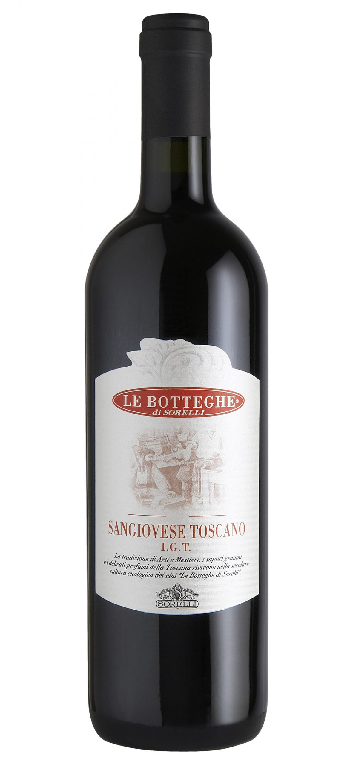 Sangiovese IGT Botteghe