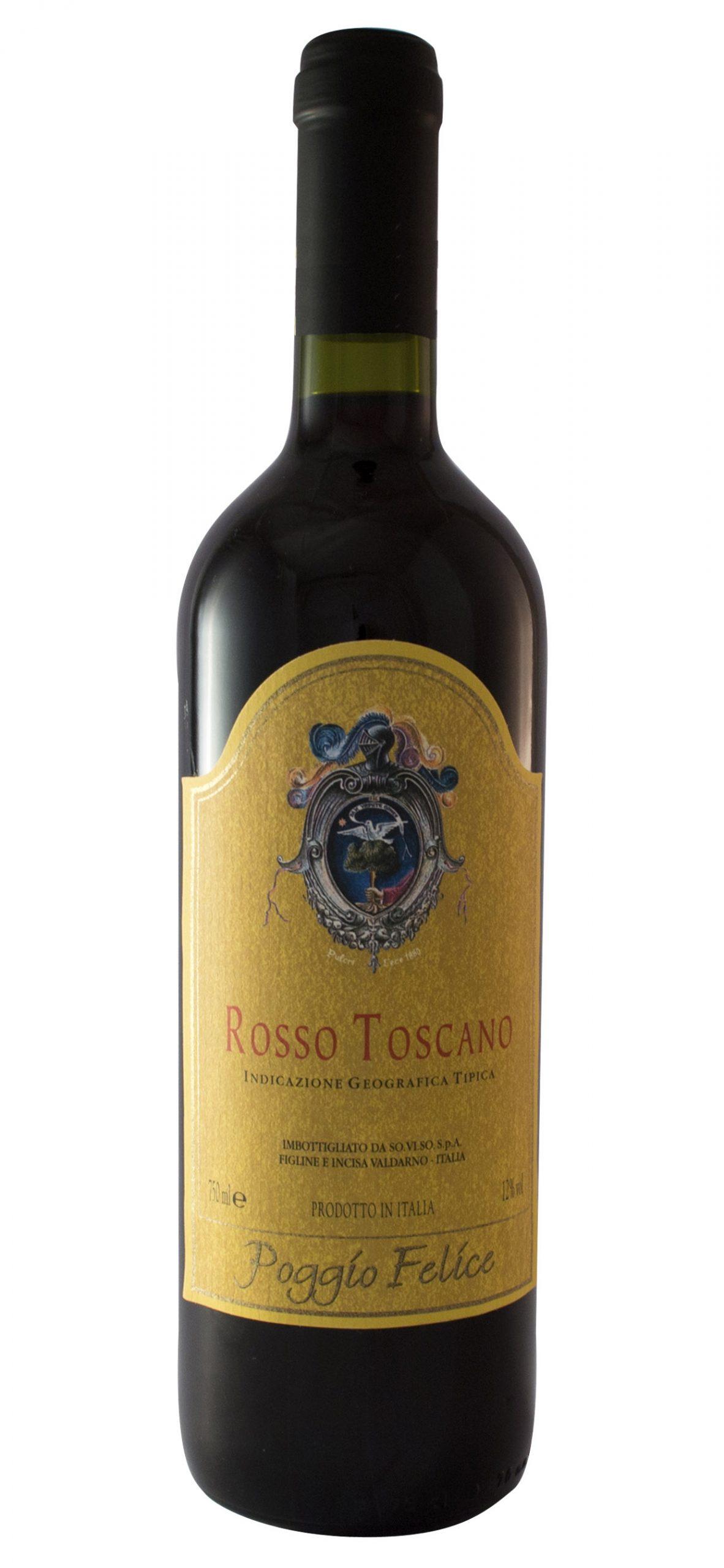 TOSCANO ROSSO IGT POGGIO FELICE