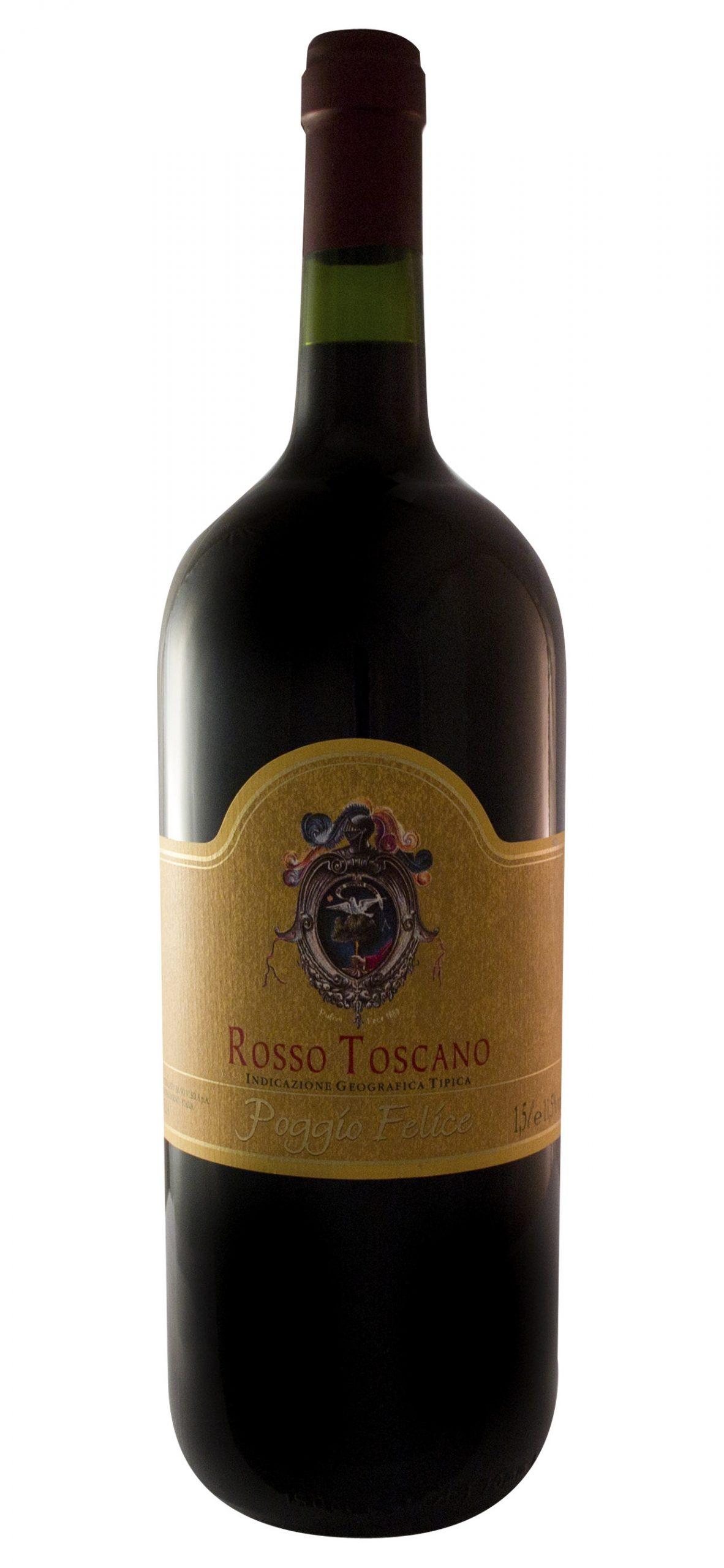 TOSCANO ROSSO 1,5 POGGIO FELICE